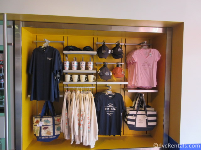 DVC merch available at the Figment Store in Epcot