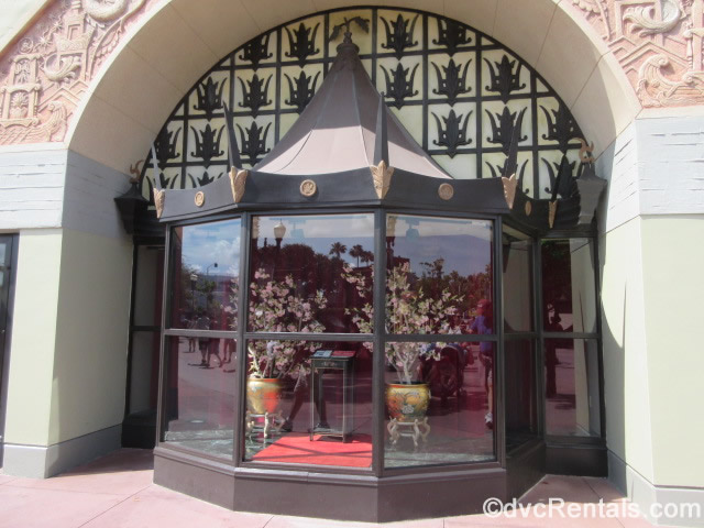 exterior shot of The Chinese Theater at Disney's Hollywood Studios