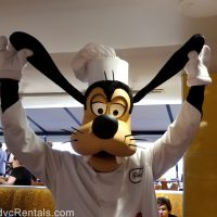 Chef Goofy from Chef Mickey's Restaurant