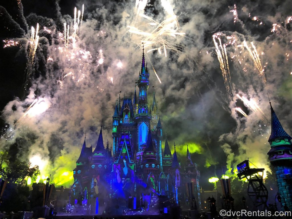 Disney Villains After Hours Fireworks