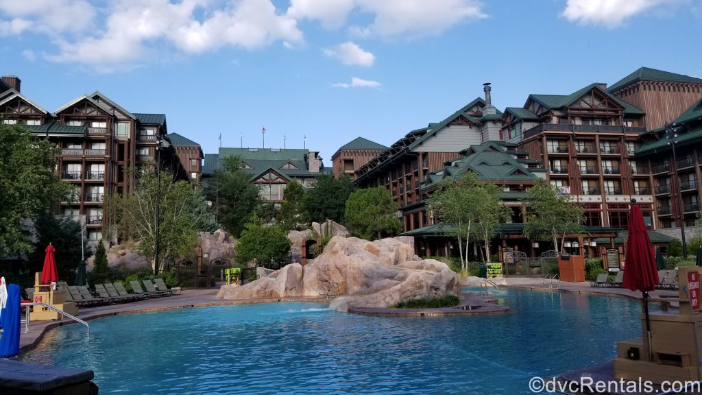 Copper Creek Cabins & Villas at Disney's Wilderness Lodge