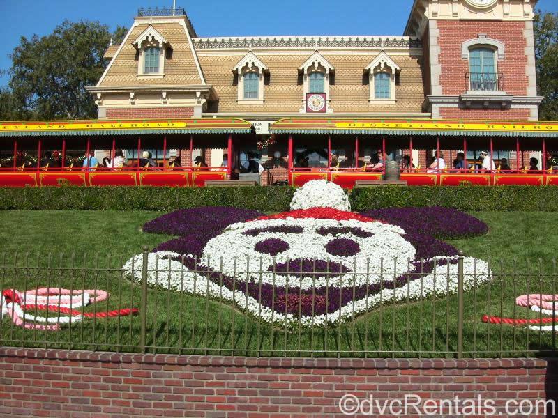 Disneyland Train Station