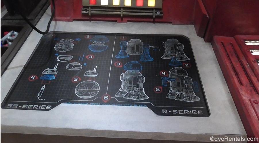 Droid Depot Kiosk