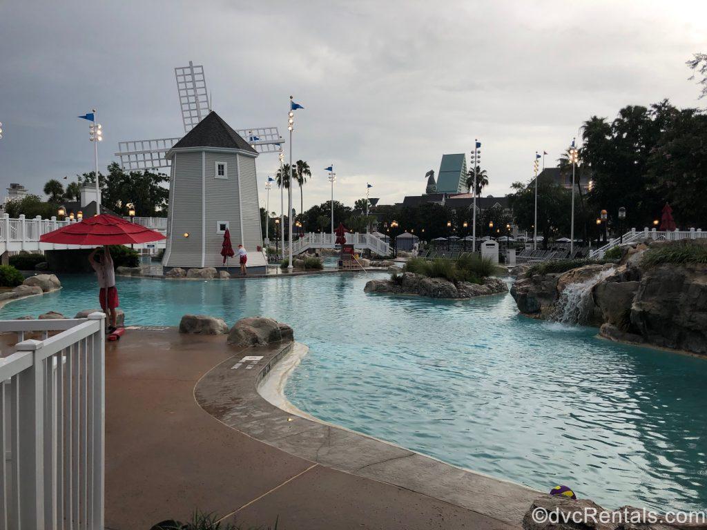 Stormalong Bay at Disney's Beach Club Villas