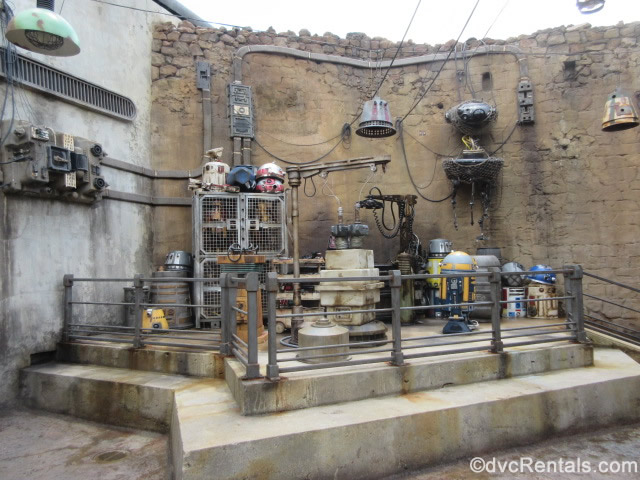 Exterior picture of Star Wars: Galaxy's Edge