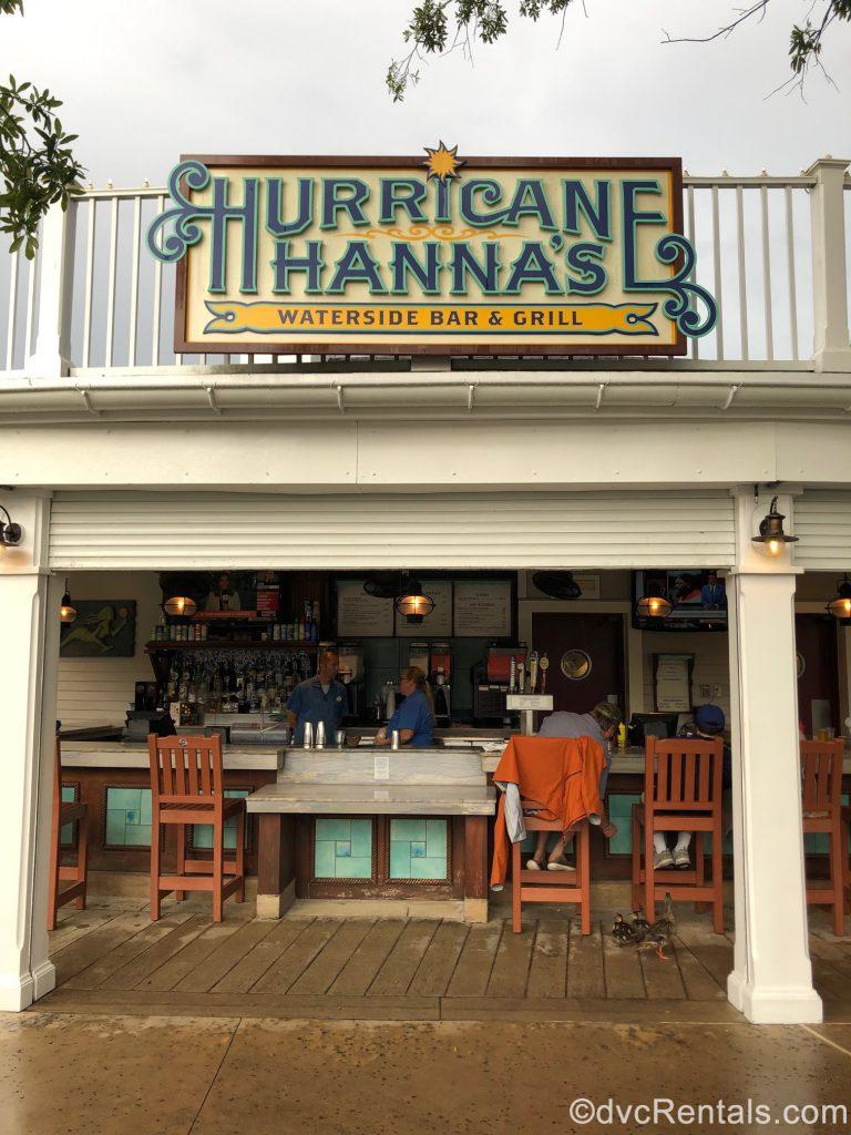 Hurricane Hannah's
