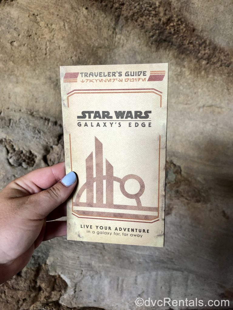 Star Wars Land Traveler's Guide
