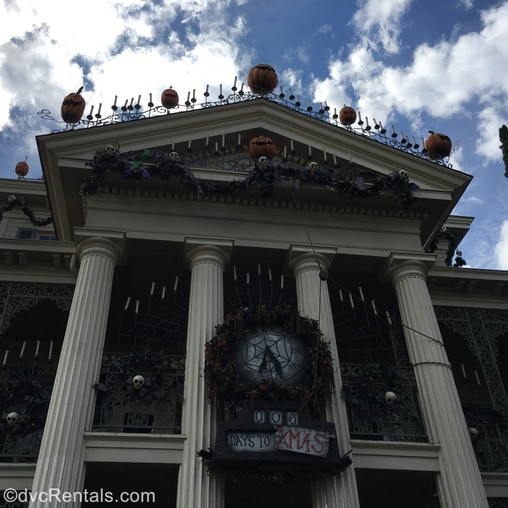 Haunted Mansion is Disneyland