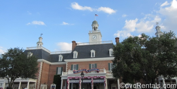 United States Pavilion at Epcot