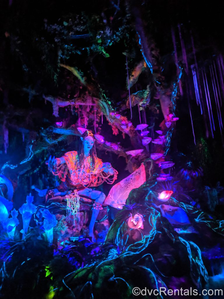 Shaman on the Rivers of Light at Disney's Animal Kingdom