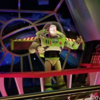 Buzz Lightyear Animatronic