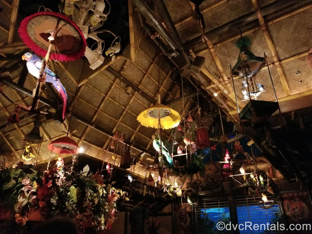 Enchanted Tiki Room at Disney's Magic Kingdom