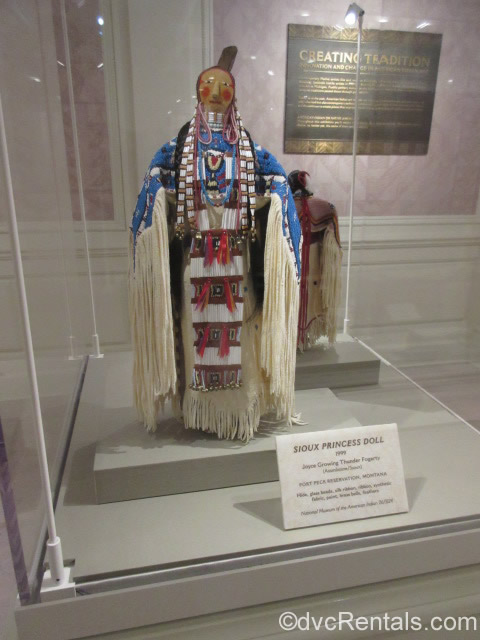 Native American Art on display at the American Heritage gallery