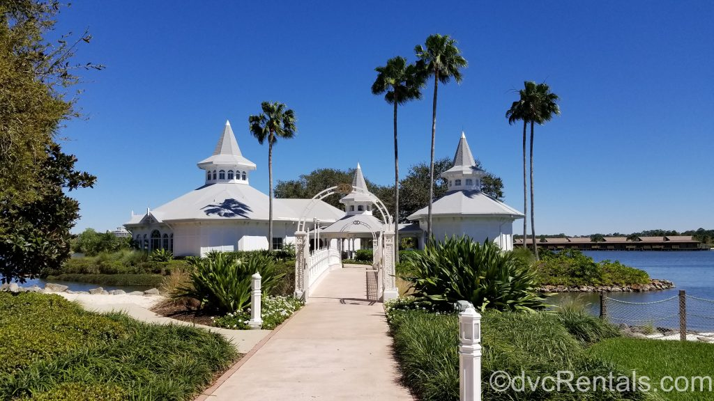 Wedding Pavilion at Disney's Grand Floridian