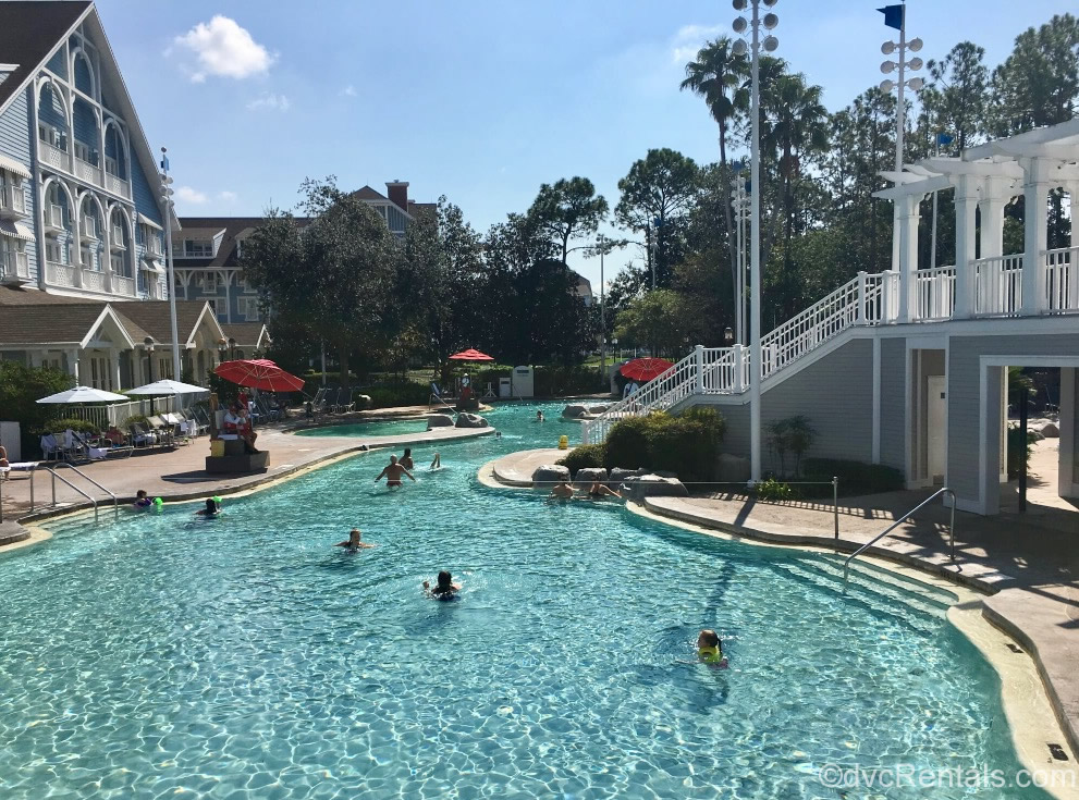 Stormalong Bay at Disney's Beach Club Villas