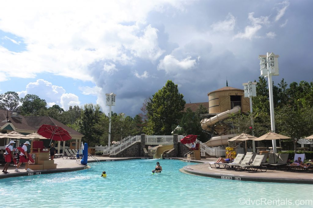 Pool at Disney's Saratoga Springs Resort & Spa