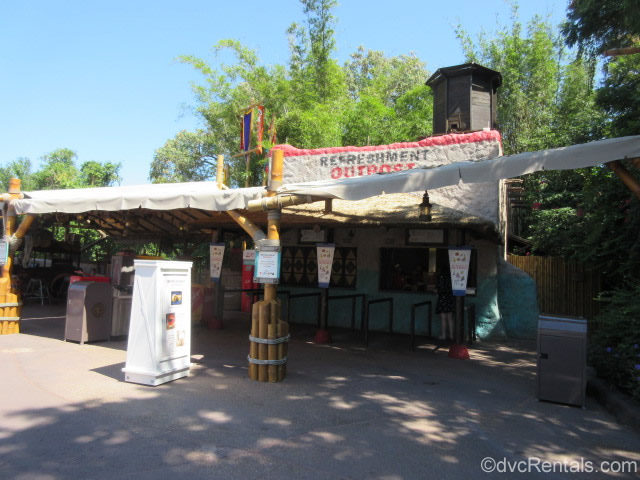 Refreshment Outpost at Disney's Epcot