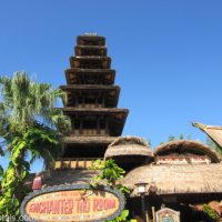 The Enchanted Tiki Room at Disney's Magic Kingdom