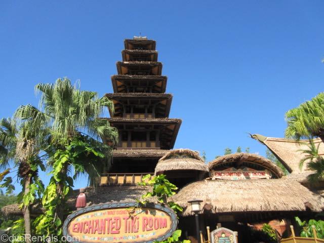The Enchanted Tiki Room at Disney's Magic Kingdom