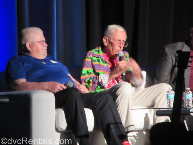 Tom Nabbe and Bob Gurr