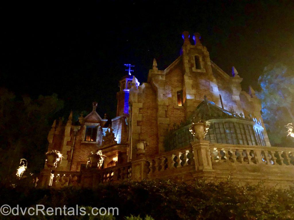 Haunted Mansion at Disney's Magic Kingdom