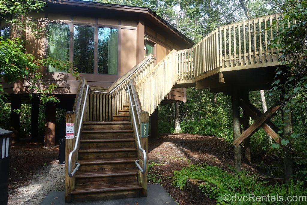 Treehouse at Disney's Saratoga Springs Resort & Spa