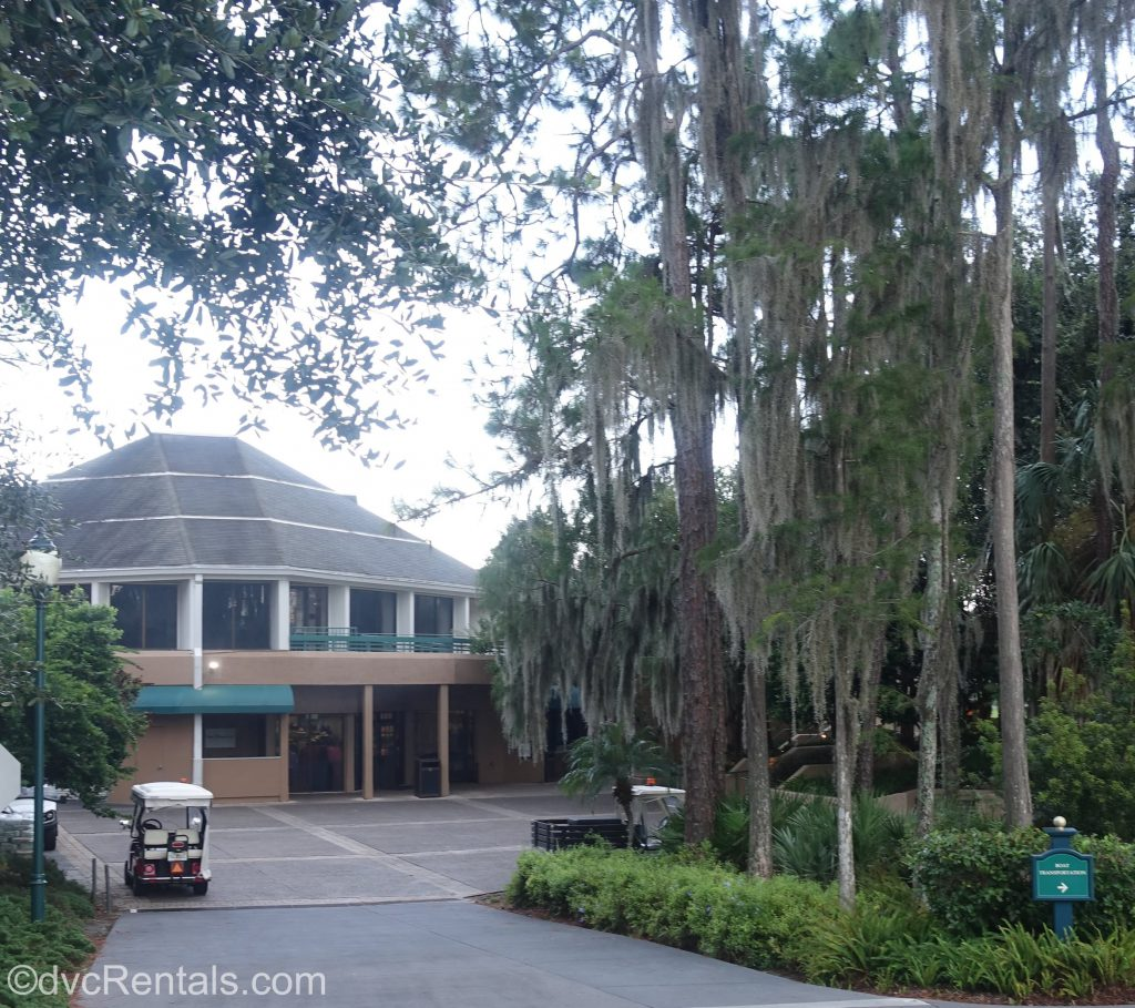 Clubhouse at Disney's Saratoga Springs Resort & Spa