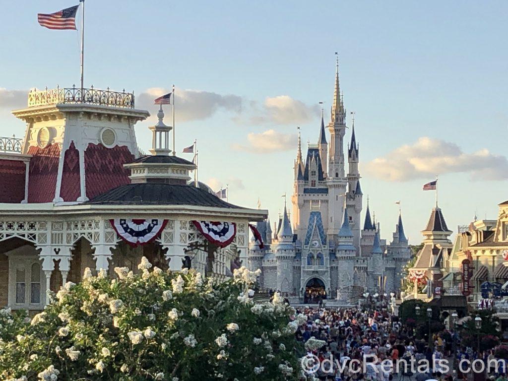 Mainstreet USA at Disney's Magic Kingdom