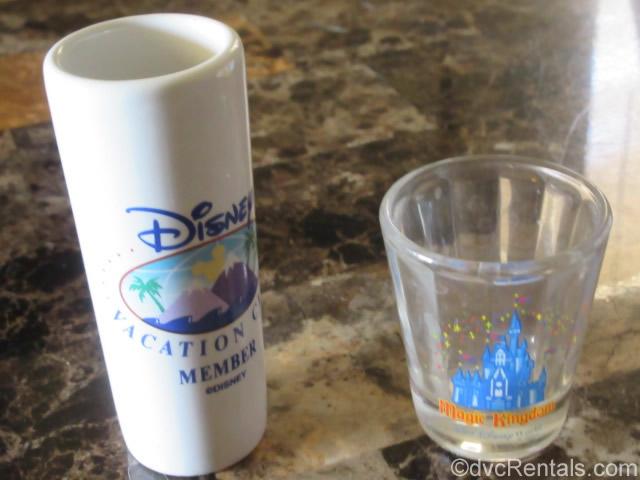 Disney themed glasses