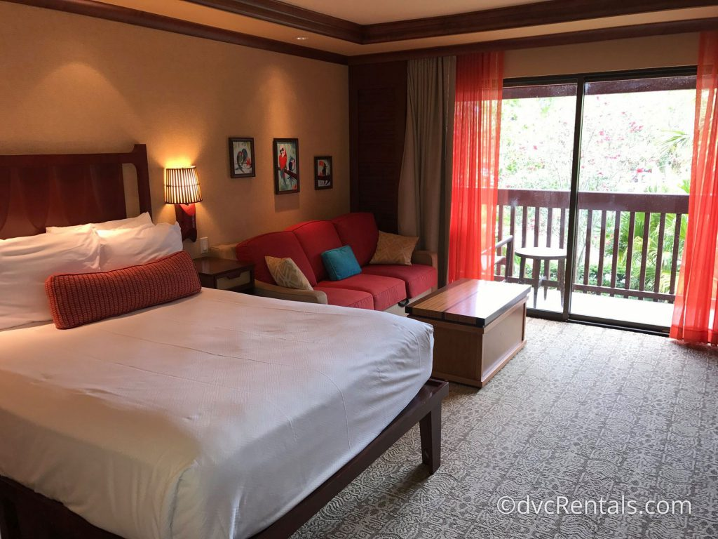 Studio at Disney's Polynesian Villas & Bungalows