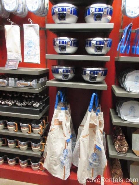 Star Wars' Themed kitchen accessories