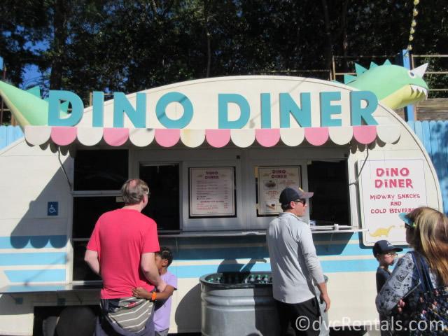 Dino Diner at Disney's Animal Kingdom