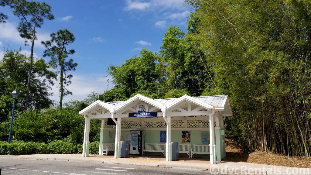 Miller's Road bus stop