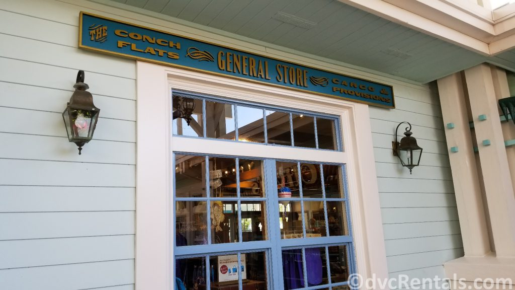 Disney's Old Key West General Store