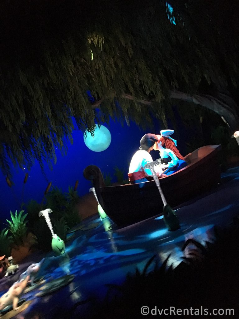 Under the Sea - Journey of The Little Mermaid at the Magic Kingdom
