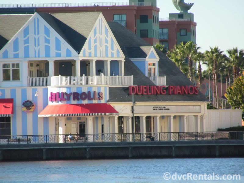 Jellyrolls at Disney's Boardwalk Villas