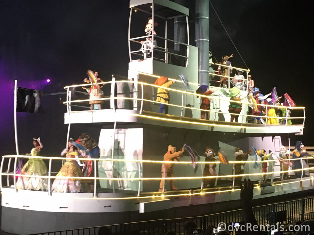 Fantasmic at Disney's Hollywood Studios