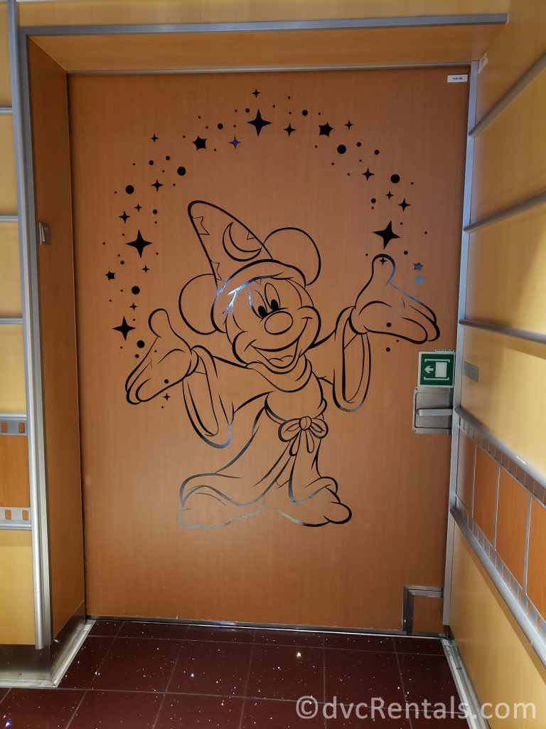 door to the Animators Palate