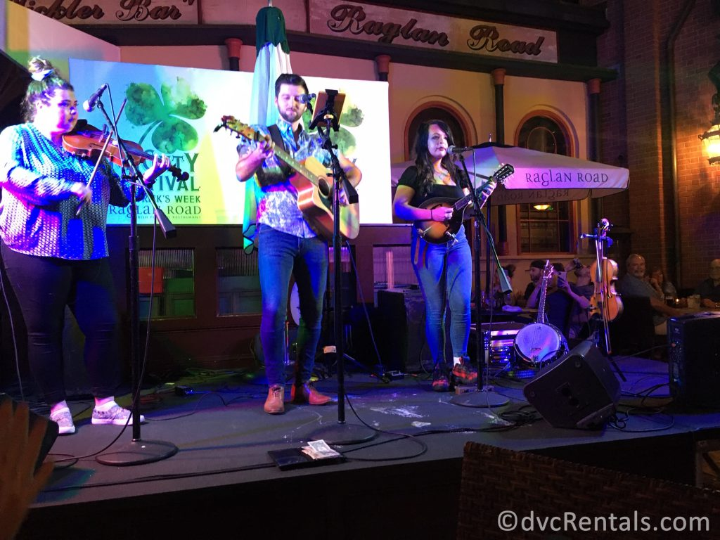Ragland Road performs at Disney Springs