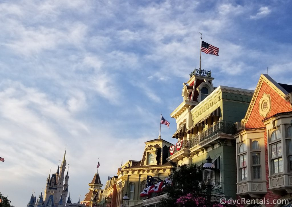 Main Street U.S.A. at the Magic Kingdom