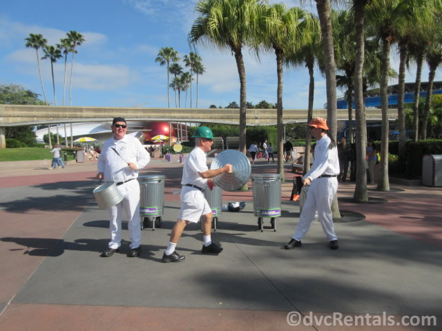 JAMMitors at Epcot