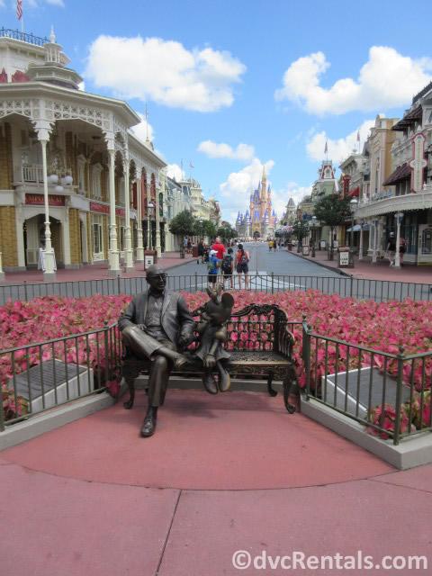 Main Street U.S.A. at the Magic Kingdom