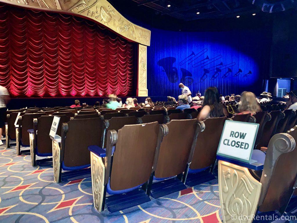 Mickey's Philharmagic at the Magic Kingdom