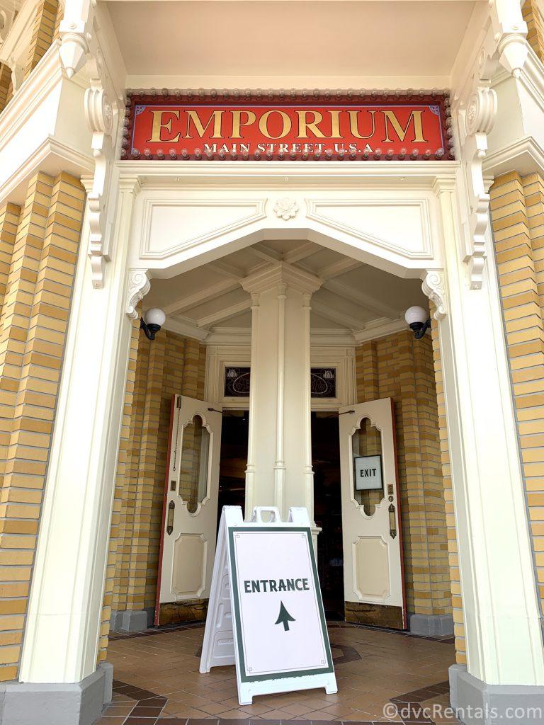 Emporium store at the Magic Kingdom