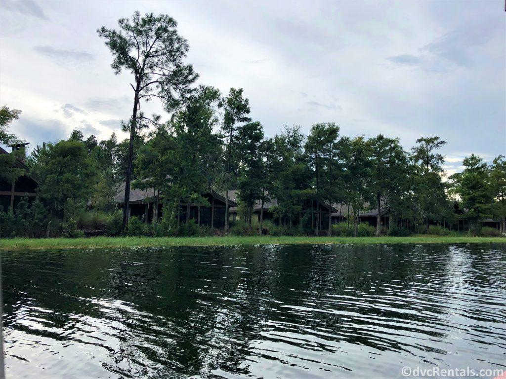 cabins at Copper Creek Villas & Cabins at Disney's Wilderness Lodge