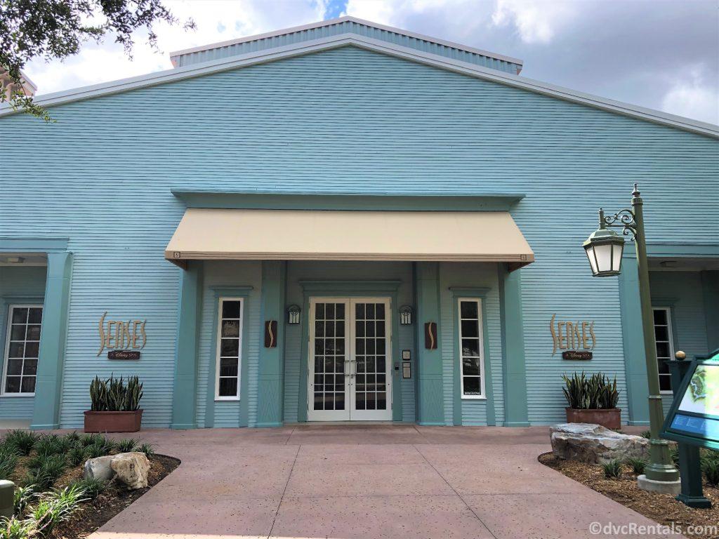 Senses Spa at Disney's Saratoga Springs Resort