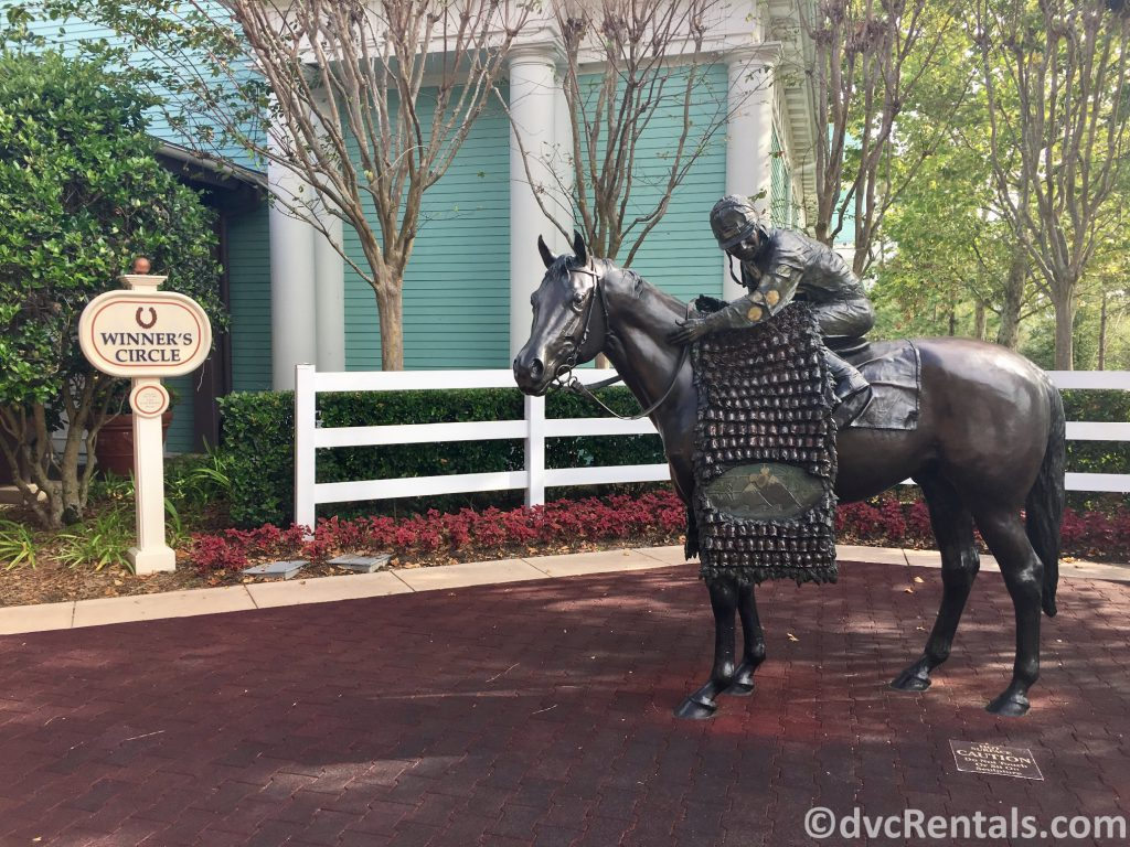Winner's Circle at Disney's Saratoga Springs Resort & Spa