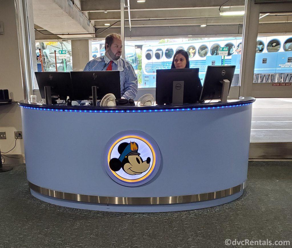 Disney's Magical Express Cast Members