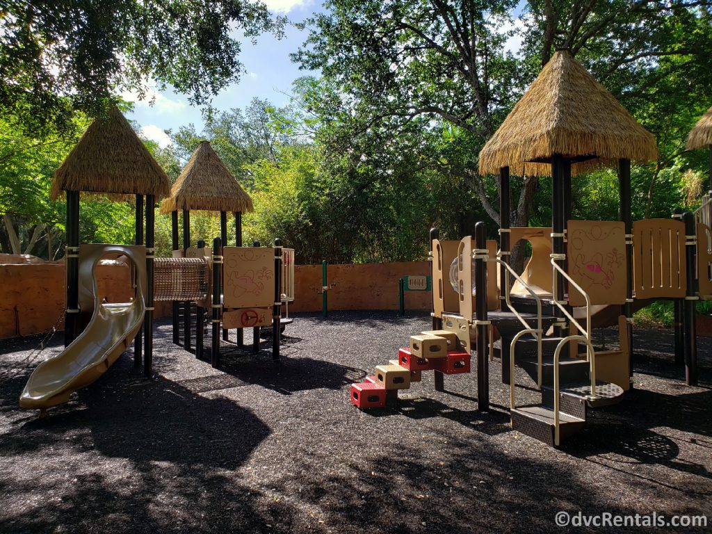 Playground at Disney's Animal Kingdom Villas