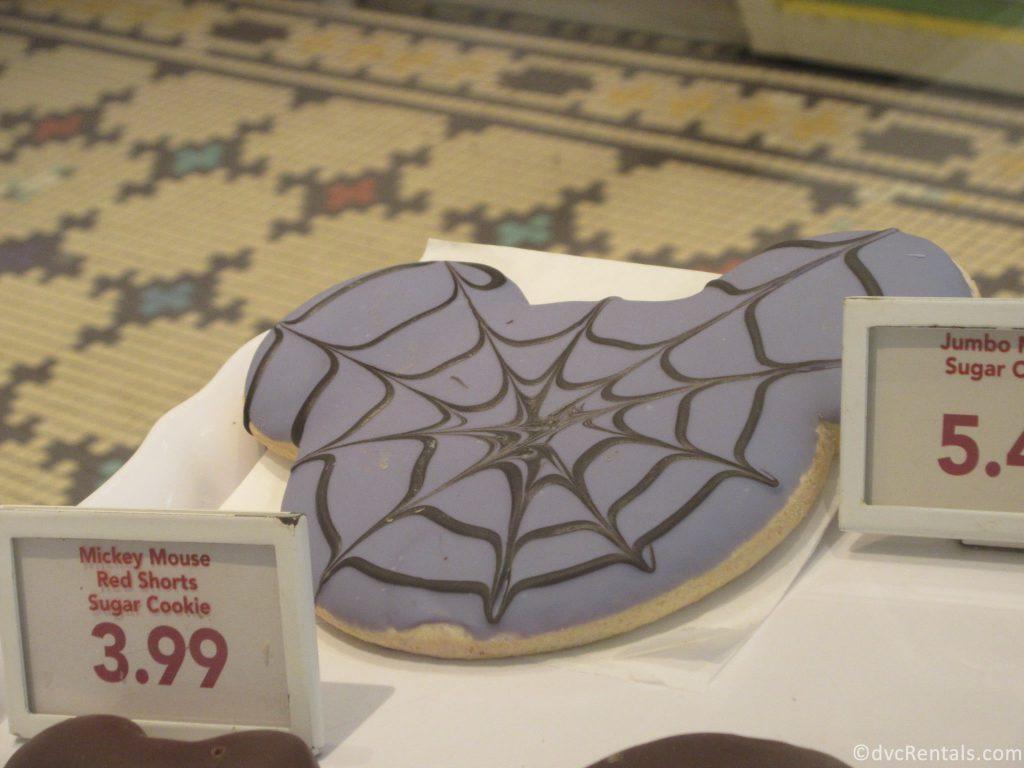 Halloween Themed Baked Goods